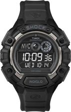 "Timex T49970, Men's ""Expedition"" Black Resin Watch, Shock Resistant, T499709J"