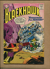 BlackHawk #156 - Menace of the Smokemaster - 1959 (Grade 4.5) WH