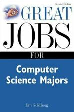 Great Jobs for Computer Science Majors 2nd Ed.-ExLibrary
