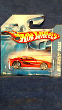 2007 Hot Wheels Stars 77/172 Chevy Camaro Concept - Short Card