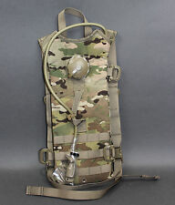 New US Military Multicam Hydramax Molle II Carrier Hydration System Pack 3L