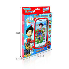Paw Patrol Educational Learning Mobile Toy Phone Kids Children Baby Gift