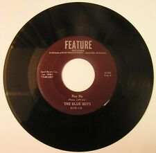"""1966 """"I Know"""" by The Blue Boys on Feature 817R-113, Scarce Garage Fuzz"""