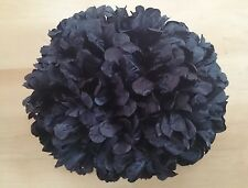 Volumising Scrunchie Flower Big Hair Tie Bun  Hijab Volumizer  Maxi Khaleeji