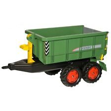 Rolly Toys Fendt Container Kipper Anhänger Trailer grün