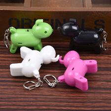 4Stk Hunde Schlüsselfinder Pfeifen Schlüsselsucher Key Finder Schlüsselanhänger