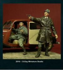 D-Day Miniature, 35055, 1:35, SD IN AMBUSH OCCUPIED EUROPE 1939/44 WWII