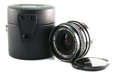 Konica Hexanon AR 28mm F3.5 Lens For Konica AR Mount