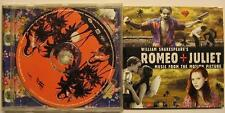 ROMEO + JULIET - SOUNDTRACK - O.S.T. - CD - RADIOHEAD GARBAGE ONE INCH PUNCH