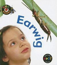Earwig (Bug Books)-ExLibrary
