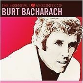 Burt Bacharach - The Essential Love Songs of (2013) CD
