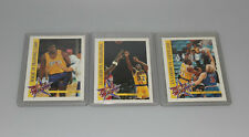 1992-93 Hoops Magic Johnson more Magic Moments set