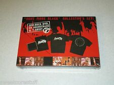 "This is Spinal Tap ""None More Black""  DVD Collector's Set Out Of Print FREE SHIP"