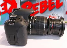 HIGH DEF PRO .42 Fisheye Lens/MACRO  For Canon EOS Rebel XS XT XSI T4 T5 T3 70D