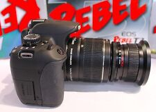 Fisheye For Canon REBEL EOS T3 7D 6D 5D XT AE1P KISS X5 T5I T3I T4I 180 DEGRE