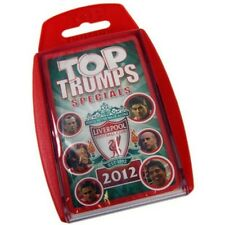 Top Trumps Card Game Liverpool FC new English Premier League Reds