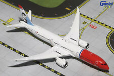 GEMINI JETS NORWEGIAN AIRLINES  787-9 GJNAX1563 1:400 SCALE