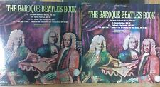 The Baroque Beatles Book LP x 2 1966 Elektra Mono & Stereo with Stereo Review