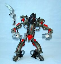 Lego Bionicle MAKUTA 8593 - Original 2003 version Mask of Shadows 100% complete