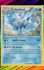 Sorbouboul - XY8:Impulsion Turbo - 45/162 - Carte Pokemon Neuve Française