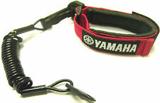 YAMAHA SUPERJET SJ WAVERUNNER GP XL VX VXR RAIDER LX SHO NEW  LANYARD Red Black