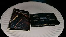 Vintage cassette FORD Audio Systems Demonstration Tape ET Back To The Future htf