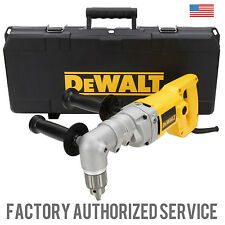 DEWALT DW120K RIGHT ANGLE DRILL KIT 7 amp 1/2 inch comes with FULL WARRANTY!!!