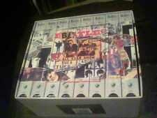 The Beatles Anthology 8 VHS taped box set s16