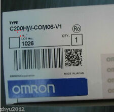 NEW OMRON C200HW-COM06-EV1 Communication Module