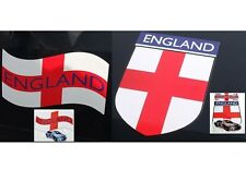 2 England Car Door Flag Magnetic St George World Cup Flag 2 Designs New