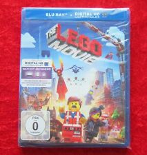 Lego The Film, disco Blu-Ray con conf. orig. + digitale HD, Nuovo