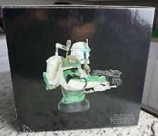 Republic Commando Fixer 2009 STAR WARS Gentle Giant /1300 Mini Bust Exclusive