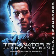 TERMINATOR 2 : JUDGMENT DAY (Brad Fiedel) (Soundtrack) CD (2017)