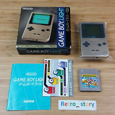 Console Nintendo Game Boy Light Gold