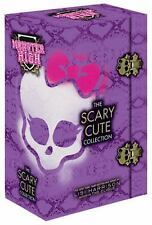 NEW Monster High The Scary Cute 4 Book Set -  Paperback