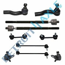 Brand New 10pc Complete Front & Rear Suspension Kit for 2001-2005 Toyota Rav4