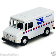 "4.5"" truck USPS United States US Postal Service mail delivery diecast model"