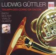 Güttler, Ludwig-TRIUMPH del corno poiché caccia (OVP)