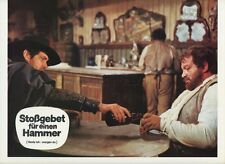 BRETT HALSEY  BUD SPENCER WAYDE PRESTON 5 GACHETTES D'OR 1968 11 LOBBY CARDS LOT