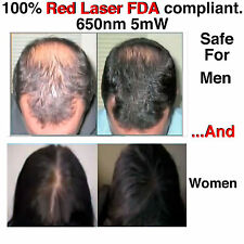 Revere 30R - 30 Lasers/Hair Re-Growth Laser comb Treatment - (DHT, Balding).