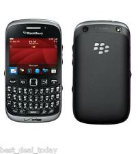 Blackberry Curve 3G 9310 - Black (Verizon) Page Plus Smartphone Cell Phone