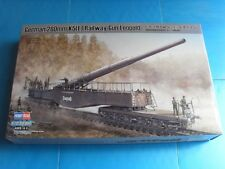 Hobby Boss 82903 1/72 German 280mm K5(E) Railway Gun Leopold
