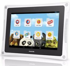 "NABI Dreamtab HD8 16GB 8"" DMTAB-NV08B Android Tablet Wi-Fi Without Bumper"