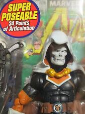 MARVEL LEGENDS Classic TASKMASTER -- MIP !! Toy Biz Legendary Riders ! Avengers