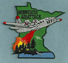 MINNESOTA STATE FORESTRY FIRE AIR ATTACK PATCH