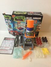 Creepy Crawler Bug Maker Jakks Pacific Molds, Bug Goo, Bug Eggs Free Shipping!