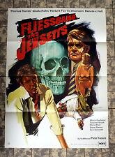 FLIESSBAND INS JENSEITS / Revenge * - A1-FILMPOSTER - German 1-Sheet