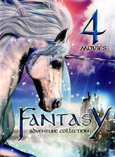 NEW 4-Movies Fantasy Adventure Collection DVD - Brand New Free Shipping Unicorn