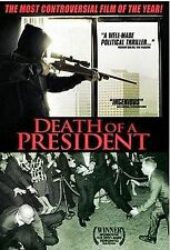 DEATH OF A PRESIDENT  (NEW DVD) WINNER AT  TORONTO FILM FESTIVAL/CONTROVERSIAL