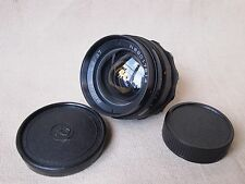 MIR 1V Wide Angle Lens 37mm f 2,8 M42 EXC!